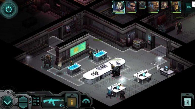 Shadowrun Returns First Look - Alpha Gameplay Footage