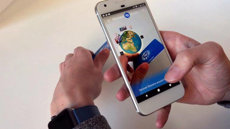shazam ar app