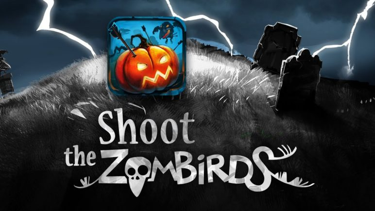 Shoot The Zombirds Teaser by iDreams - a game for iOS & Android