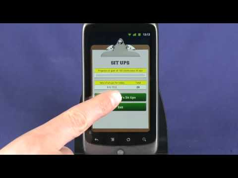 Sit Ups for Android review