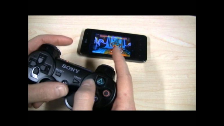 Sixaxis & DualShock 3 on Android