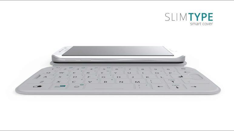 SlimType - NFC Keyboard