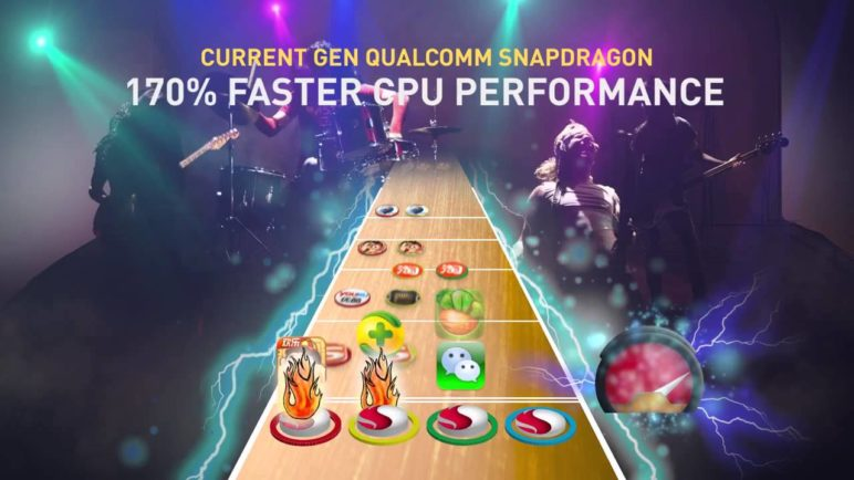 Snapdragon --Better Cores, Not More Cores