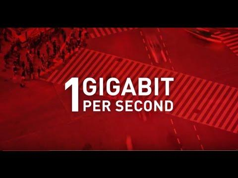 Snapdragon X16 LTE: welcome to the era of Gigabit Class LTE speeds (:60)