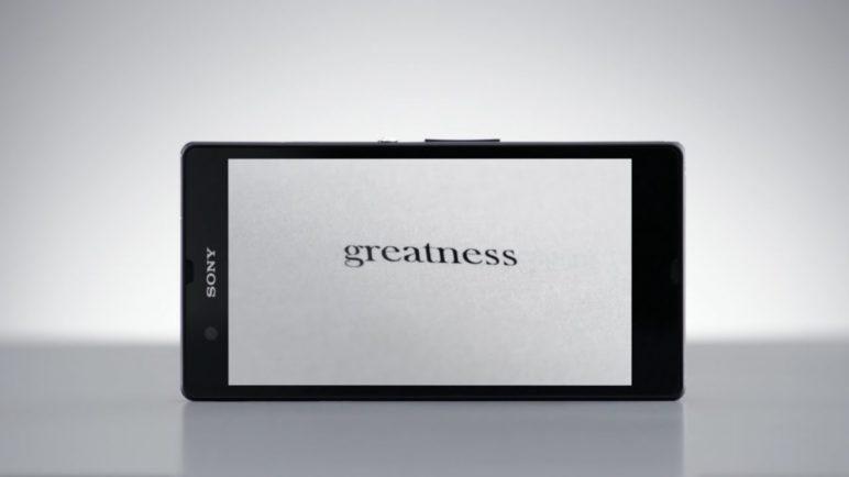 Sony Craftsmanship - Design