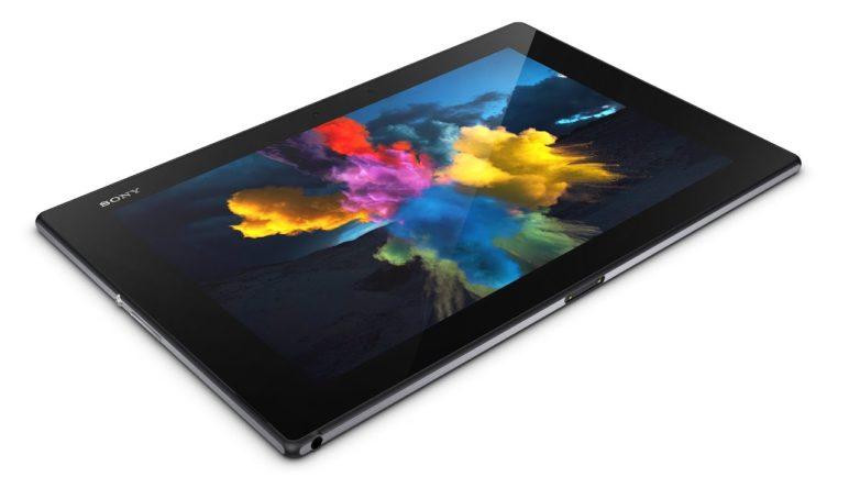 Sony Details: Xperia Z2 Tablet