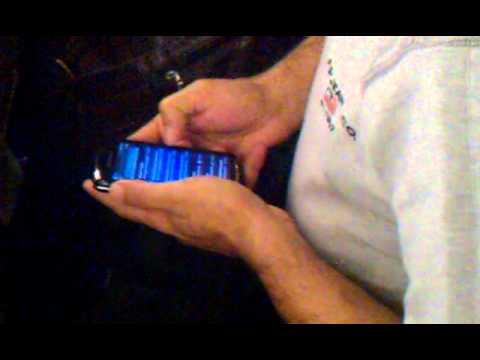 Sony Ericsson Z1 PlayStation phone [spy video]