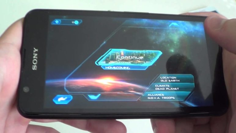 Sony Xperia E4g - multitouch problém