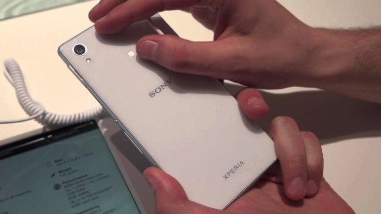 Sony Xperia M4 Aqua - první pohled