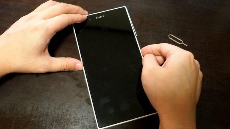 Sony Xperia Z Ultra C6802 Defective Screen, DOA