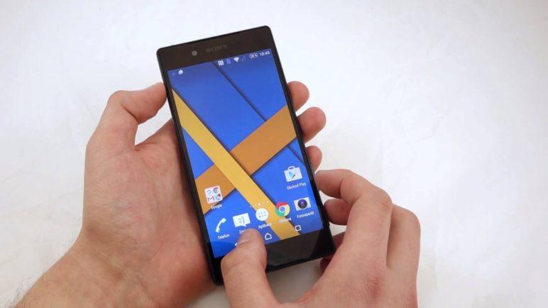 Sony Xperia Z5 - první pohled