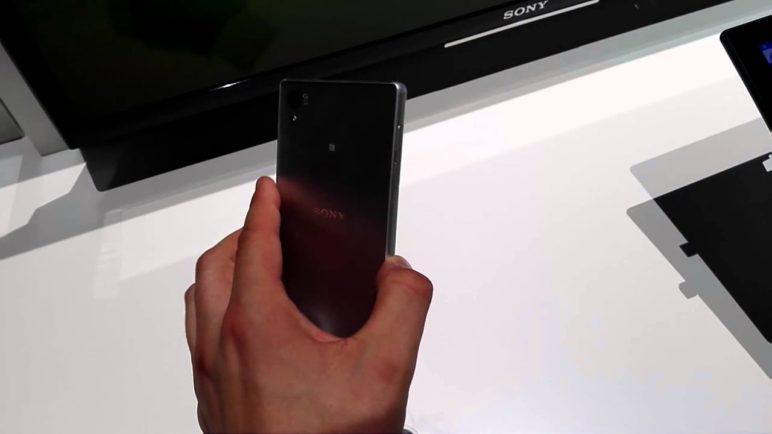 Sony Xperia Z5 - první pohled (IFA 2015)