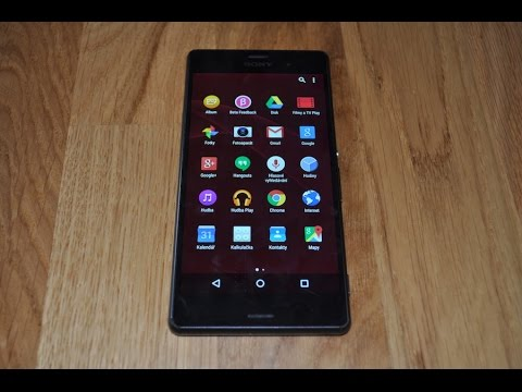 Sony's Android™ Concept XPERIA Z3 (review + download)
