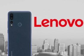 Spatřeno Lenovo Z5S - náhled