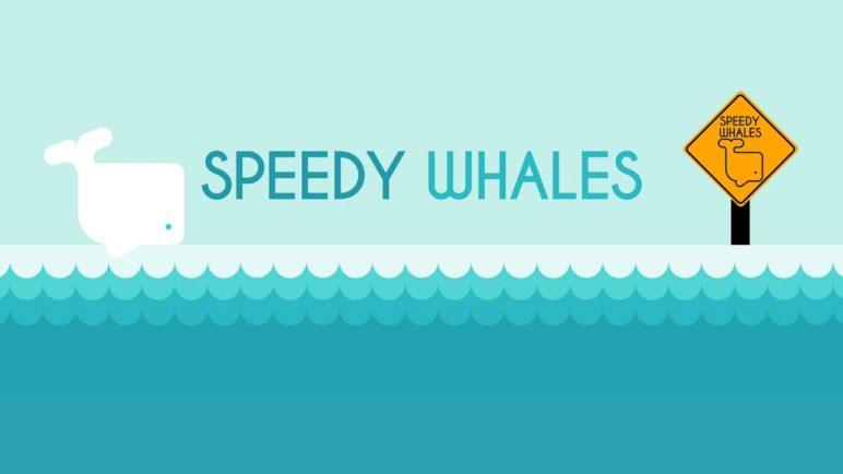 Speedy Whales - TRAILER - for iPhone, iPad, Apple TV and Android (by MoureDev)