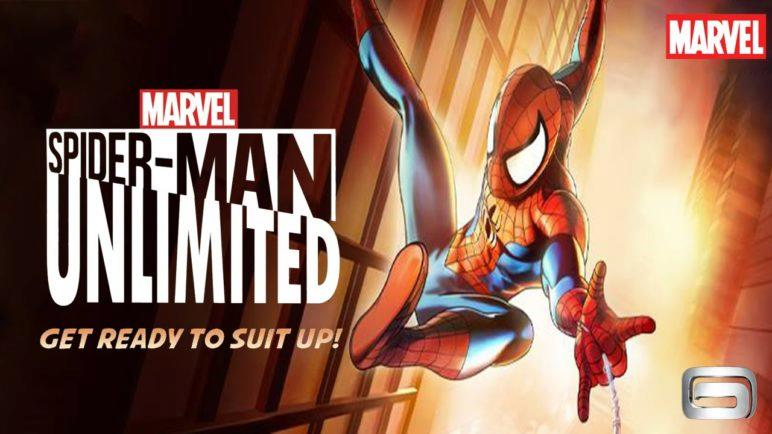 Spider-Man Unlimited - iOS / Android - HD Gameplay Free Play
