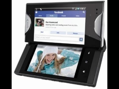 Sprint Kyocera Echo Unboxing | Pocketnow