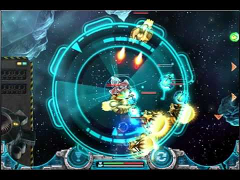Star Blitz Android Trailer - Glu