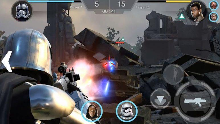 Star Wars: Rivals | App Preview Video