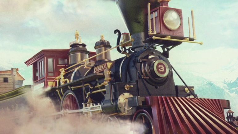 SteamPower1830 Official Android Trailer
