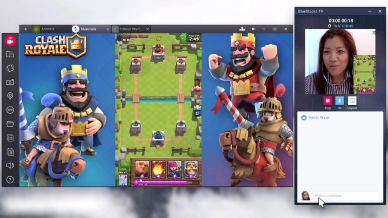 Stream Your Apps to FaceBook Live with BlueStacks TV