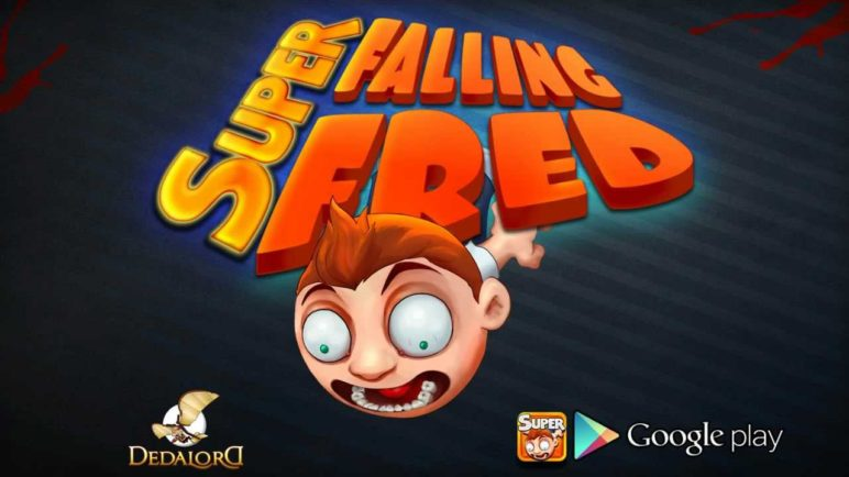 Super Falling Fred for Google Play