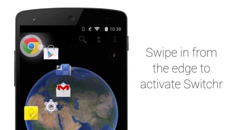 Switchr - App Switching Revolutionized (Version 3.0)