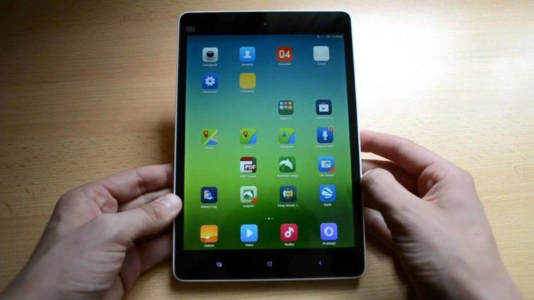 Tablet Xiaomi Mi Pad - první pohled