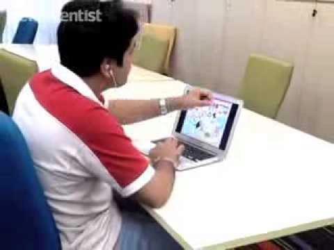 Taste simulator lets you sample virtual food