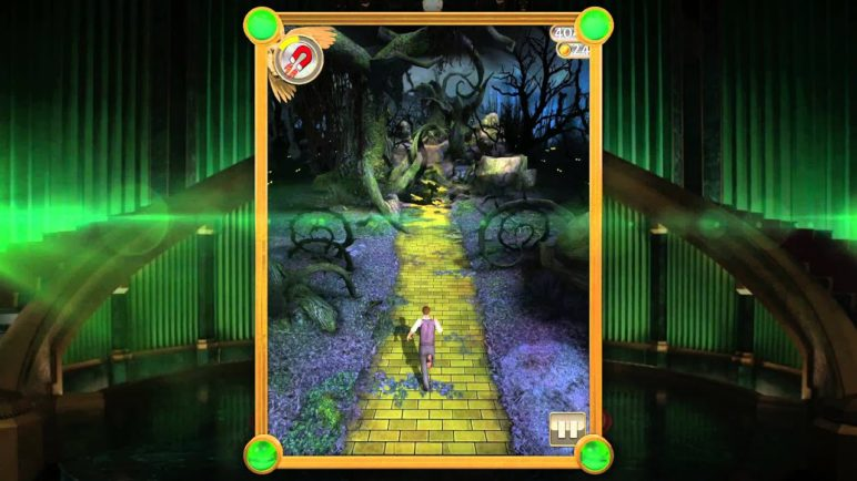 Temple Run: Oz -- Official Android Launch Trailer
