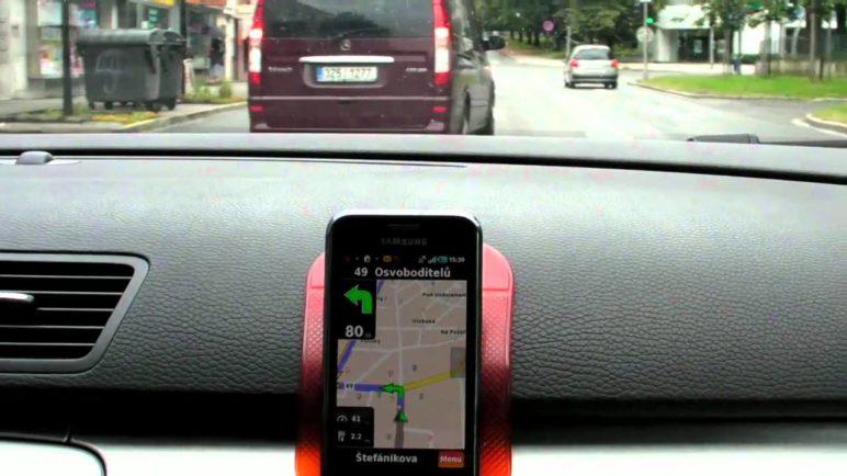 Testujeme Navigaci NDrive