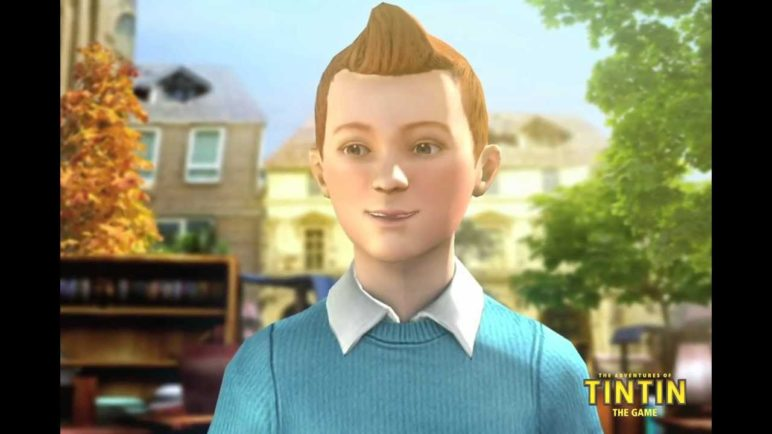 The Adventures of Tintin - iPhone, iPad & Android teaser trailer