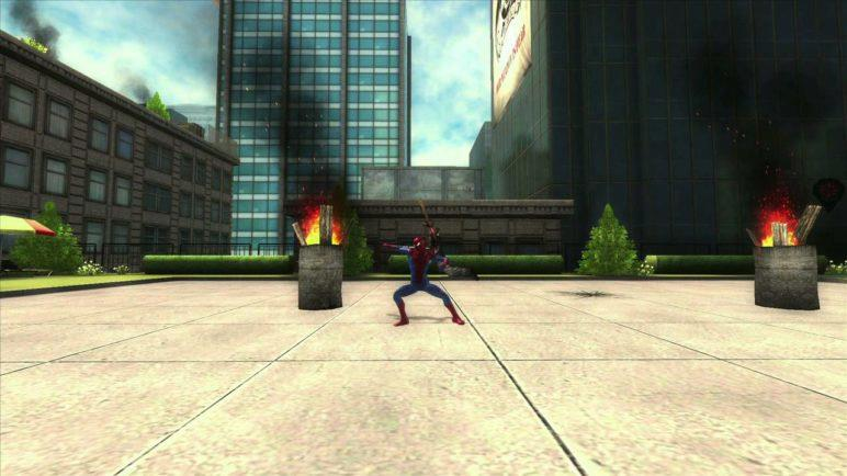 The Amazing Spider-Man E3 2012 Android Game Trailer