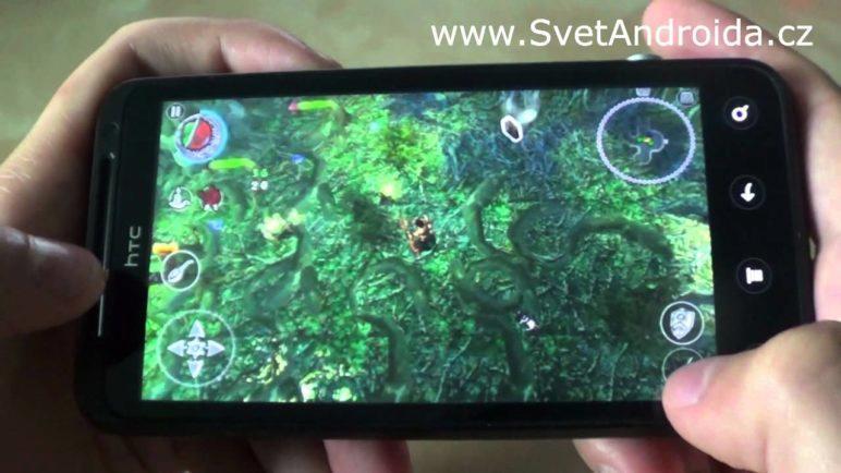 The Bard's Tale - nejlepší akční RPG na androidu