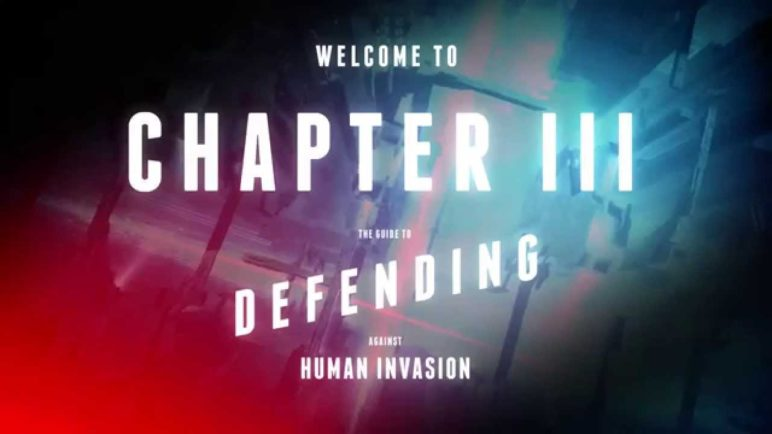 The Guide To The Defense Against Human Invasion - Chapter #3