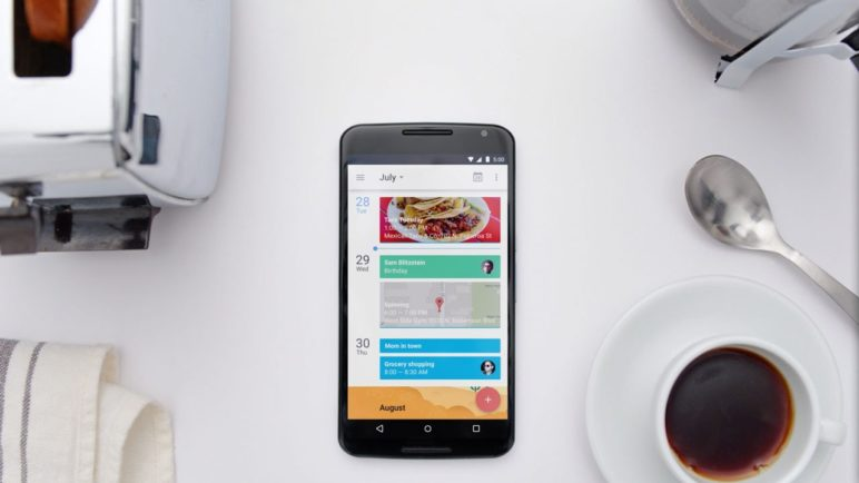 The new Google Calendar app for Android and iPhone