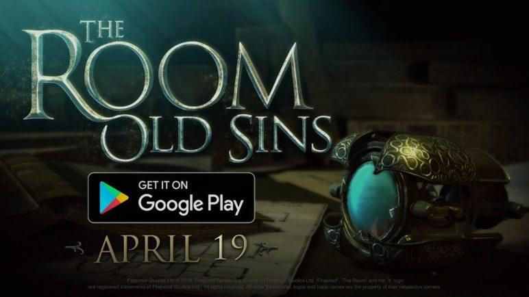 The Room: Old Sins | Android teaser