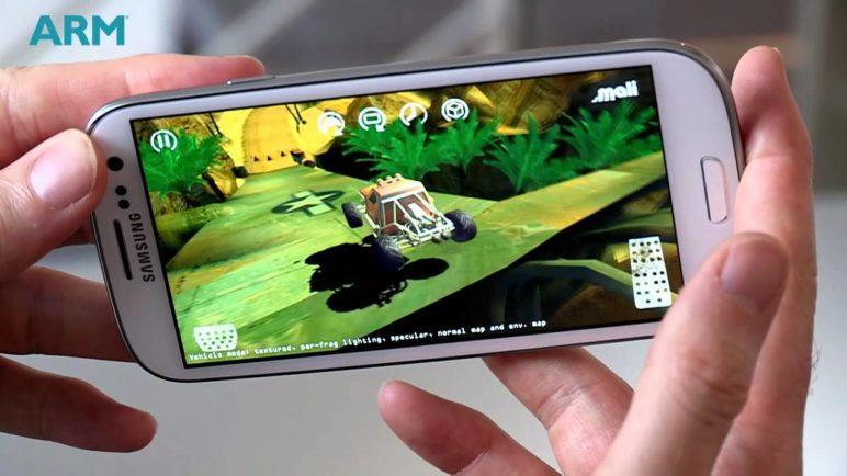 Timbuktu On Samsung Galaxy S3 (ARM Mali-400)