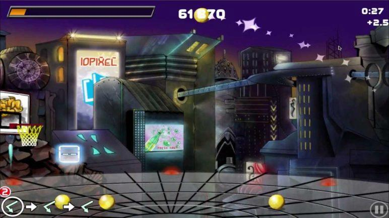 Tip-Off Basketball for iPhone, iPad and Android