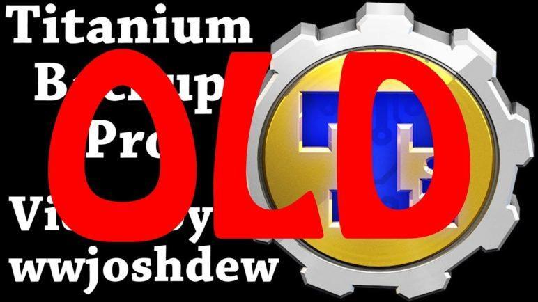 Titanium Backup *PRO VERSION* Review!