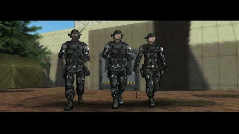 Tom Clancy's Rainbow Six: Shadow Vanguard - Xperia PLAY trailer