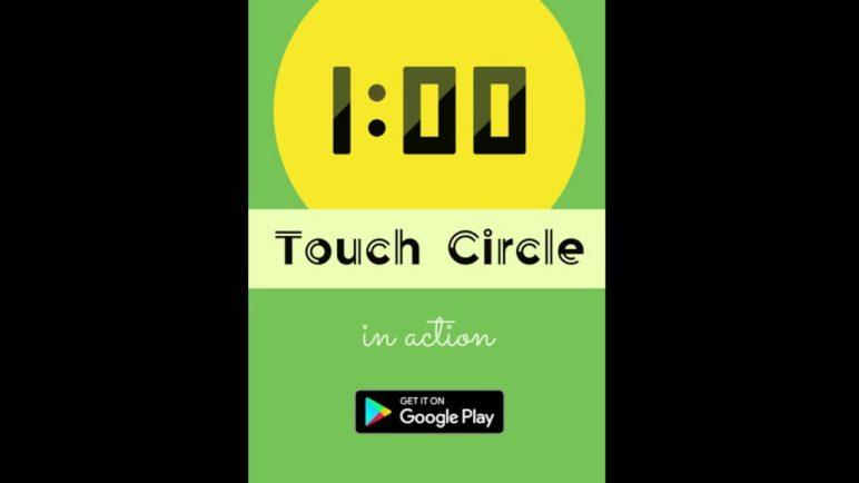 Touch Circle in action