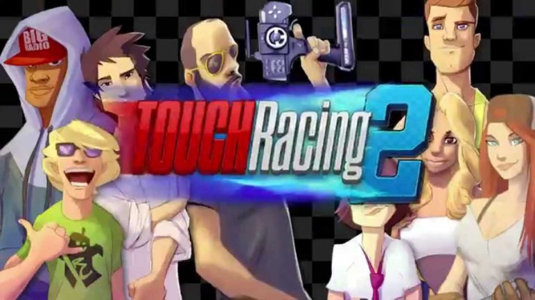 Touch Racing 2 OFFICAL TRAILER!