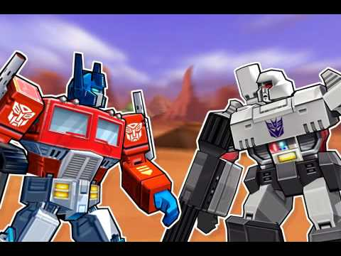 TRANSFORMERS G1 Awakening iPhone/iPod Touch - preview trailer 1