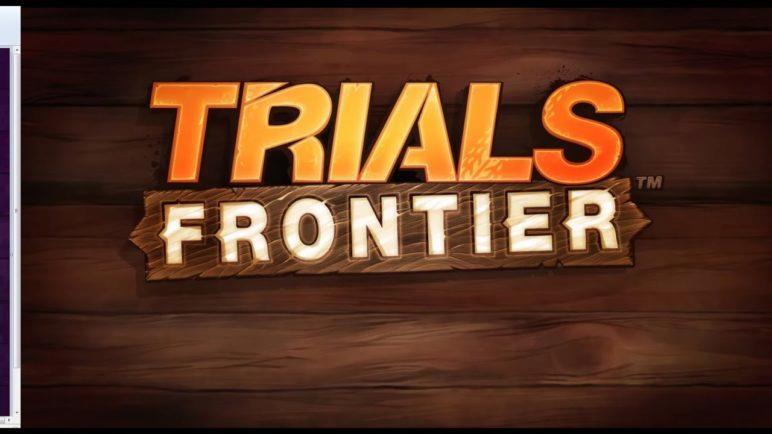 Trials Frontier - Launch trailer Android [EN]