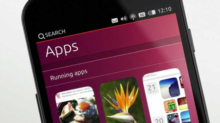 Ubuntu for phones - Trailer