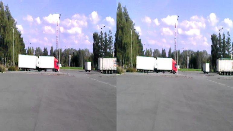 Ukázka 3D videa z HTC EVO 3D