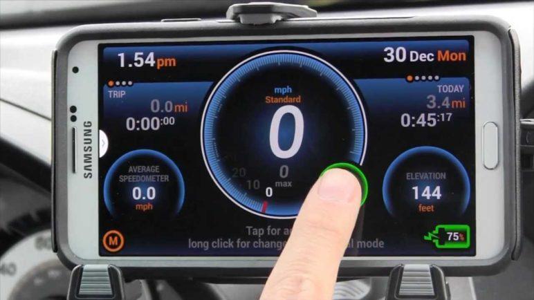 Ulysse Speedometer Video