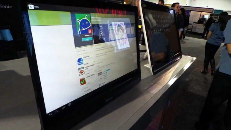 ViewSonic Smart Android Displays (VSD220, VSD240)