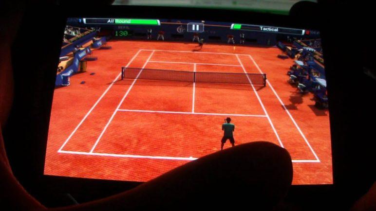 Virtua Tennis Challenge Android Gameplay